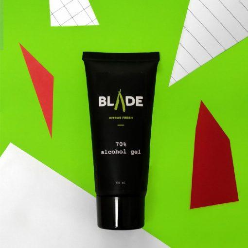 Blade Bőrápolás Kéztisztító gél 70% alkohollal